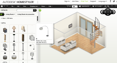 5 featureful home interior design software that are free - Ivy interior design software reviews ...