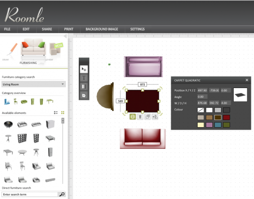 5 featureful home interior design software that are free Interior design software online