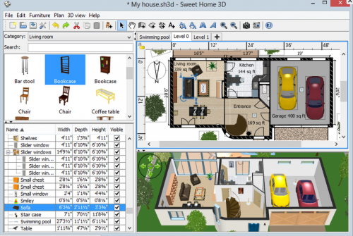 5 featureful home interior design software that are free - Home interior design software ...