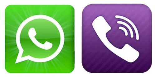 WhatsApp vs viber