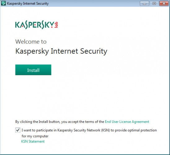 Kaspersky-Internet-Security-installation
