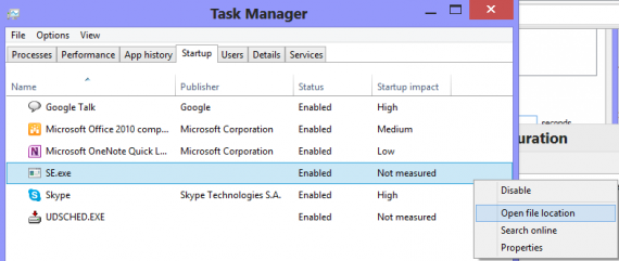 how to run system configuration utility in windows 10