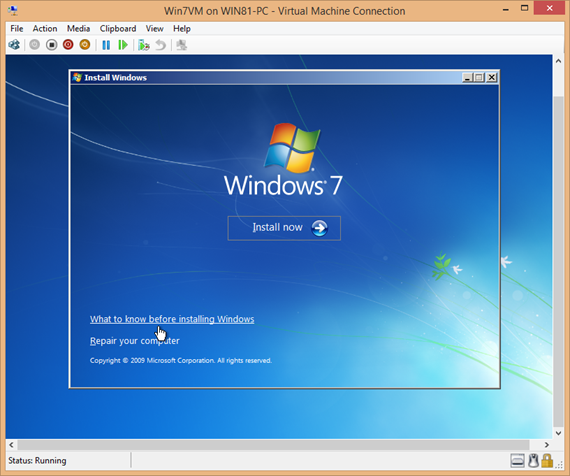 windows 7 virtualization software