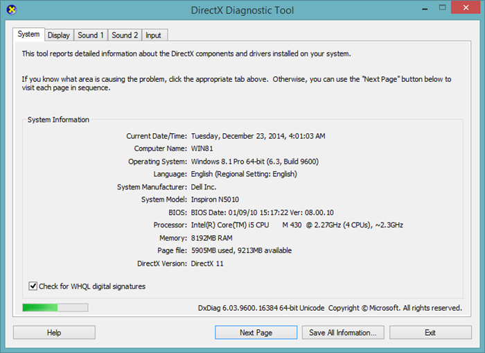 directx latest version download