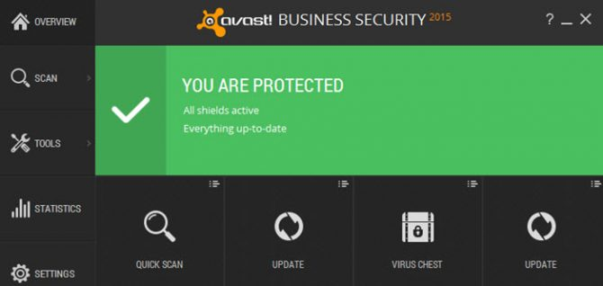 Avast Business Security 2015