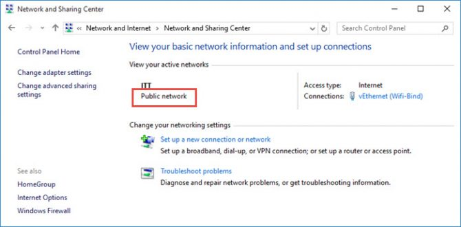 4 Ways To Change Network Type In Windows 10 (Public, Private