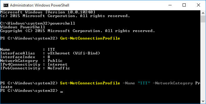 4 Ways To Change Network Type In Windows 10 (Public, Private or Domain) 8
