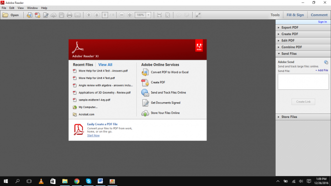 how to edit a pdf adobe reader file