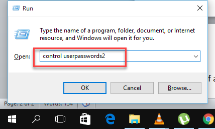 How To Login Without Password in Windows 10 2