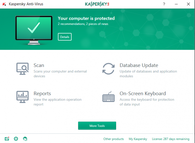 Kaspersky 2017 Offline Installers Download Links