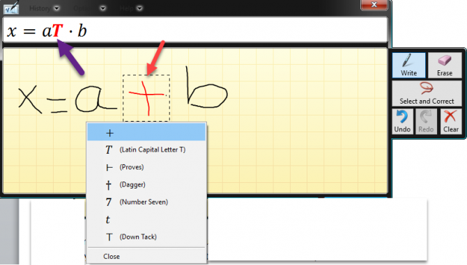 3 Tools To Write Math Expressions in Windows 10 3