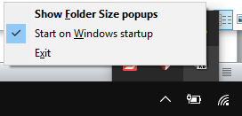 How to show Folder size in Windows Explorer 4