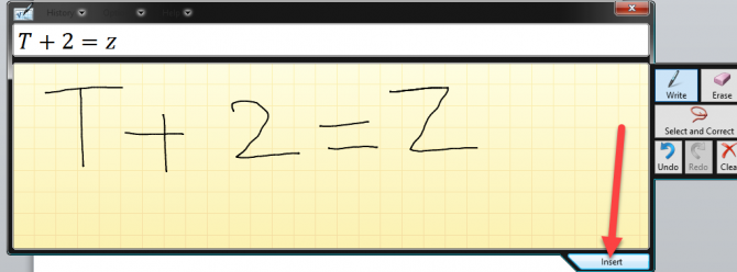 3 Tools To Write Math Expressions in Windows 10 4