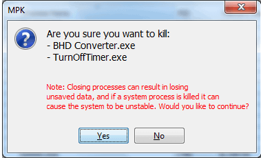 6 Ways to Terminate Multiple Processes at Once In Windows 2