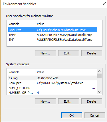 How To Create Custom Environment Variables in Windows 10 4