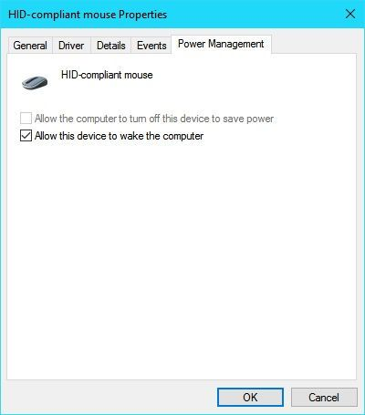 How To Stop Windows Computer From Waking Up Randomly 4