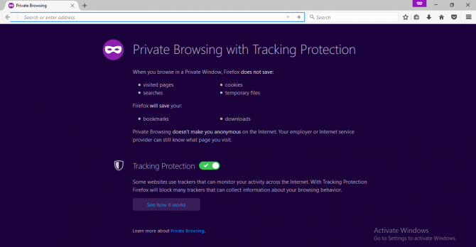How to Enable or Disable In-Private Browsing in all Browsers 4