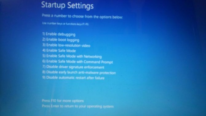 How to Enter Safe Mode Directly When Windows 10 Fails to Boot 6