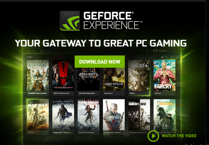 NVIDIA GeForce drivers for Windows latest direct download links