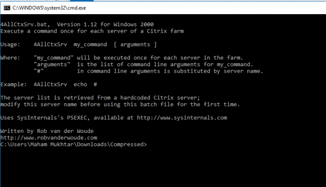 3 Ways To Prevent Command Prompt From Closing After Running Commands (Batch File Pause) 10