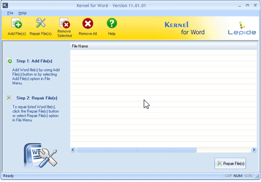 3 Ways To Repair and Recover Corrupted Microsoft Word Files 9