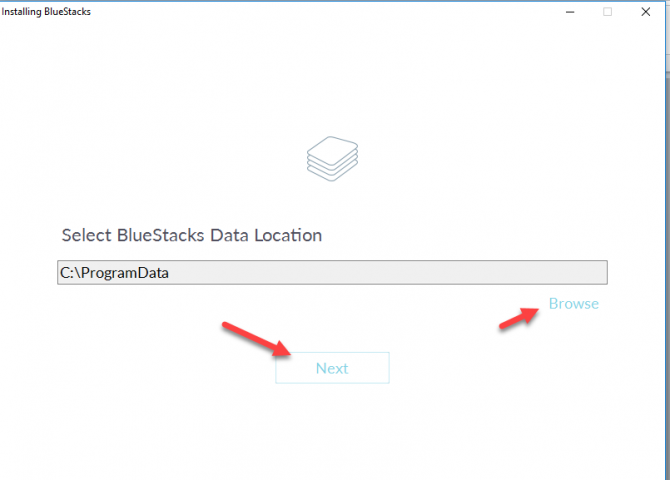 Download BlueStacks Offline Installers 3