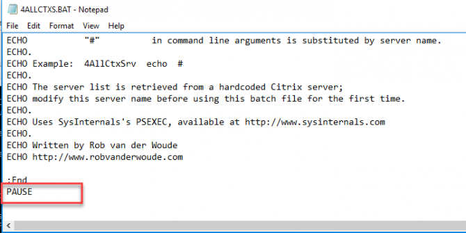 3 Ways To Prevent Command Prompt From Closing After Running Commands (Batch File Pause) 5