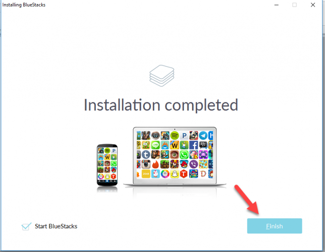 Download BlueStacks Offline Installers 6