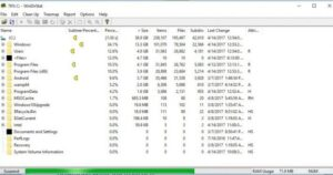 15 Tools to Visualize the File System Usage on Windows