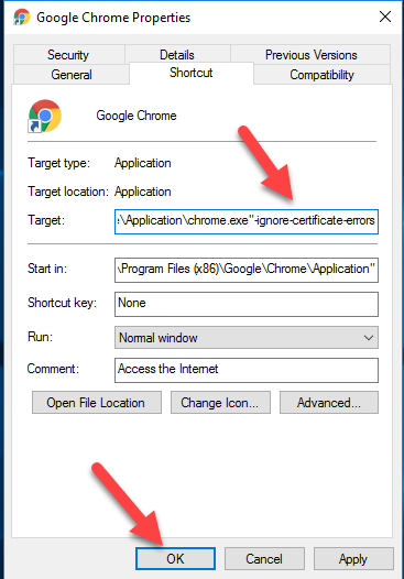 4 Ways To Fix Your Connection Is Not Private Google Chrome Error 4