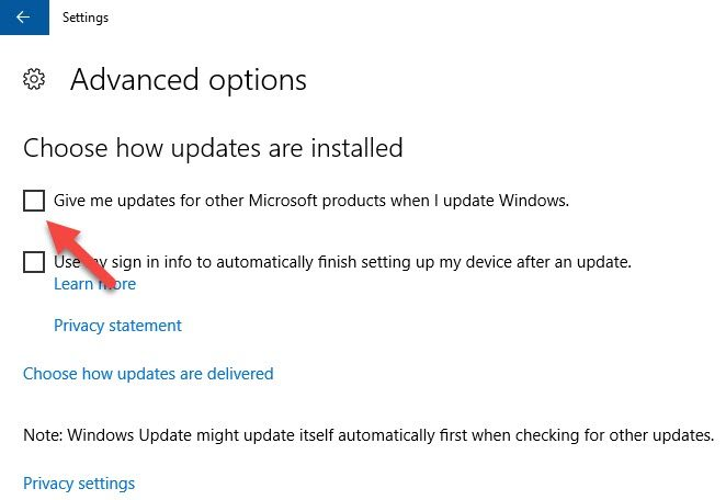 4 Ways To Disable Office 2016 Automatic Updates 3