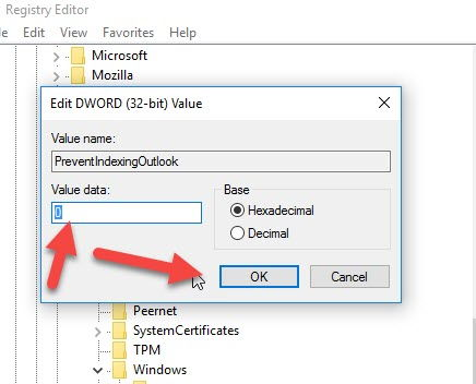 Fix: Advanced Search Fields In Microsoft Outlook Are Disabled Or Grayed Out 4
