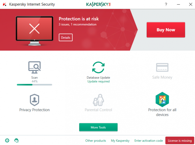 Download Kaspersky Antivirus + Internet Security + Total Security 5