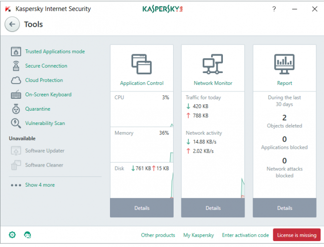 Download Kaspersky Antivirus + Internet Security + Total Security 8