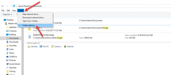 3 Ways To Delete Search History In File Explorer in Windows 10 1
