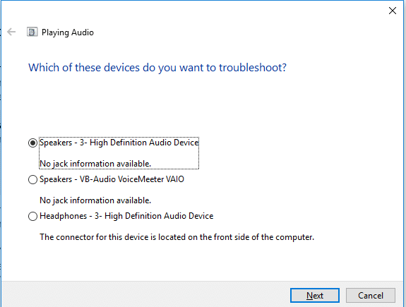 Fix: Laptop High Pitched Sound Problem Through The Speakers And Headphones 6