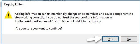 Fix: Unable To Download Any EXE File In Windows 10 7
