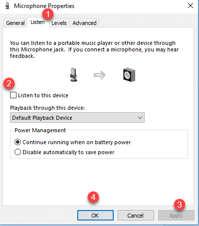 Fix: Laptop High Pitched Sound Problem Through The Speakers And Headphones 8