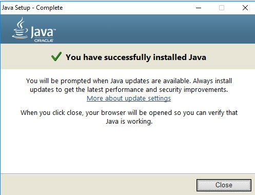 Java 8 Update 151 Offline Installers For All Operating Systems