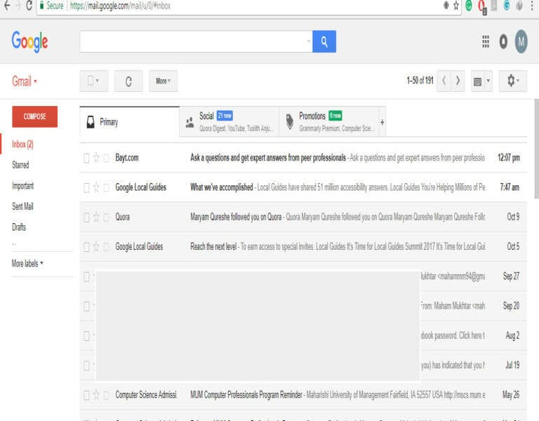 GOOGLE MAIL CHECKER OPERA - How To Always Sign Out Of Gmail