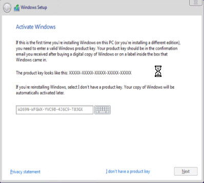 how to find my windows 10 activation product key