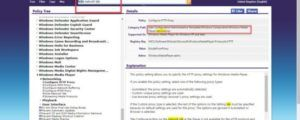 2 Ways To Search A Specific Group Policy In Windows Group Policy Editor (GPEdit.msc)