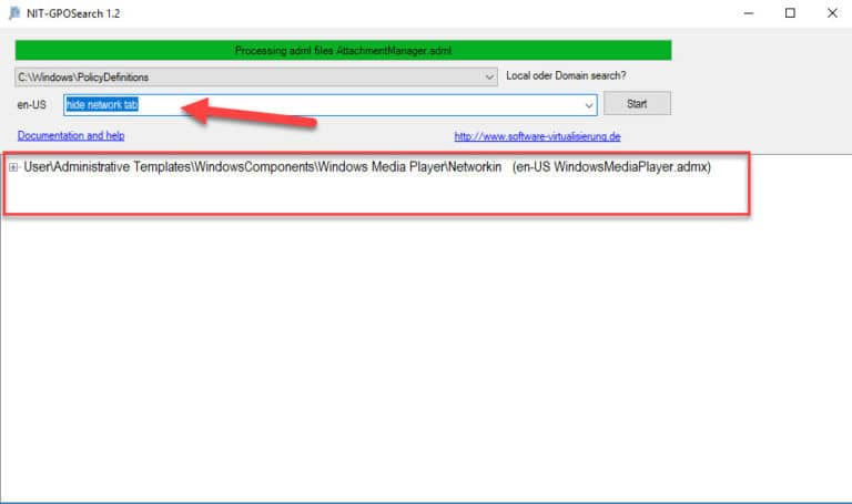 2 Ways To Search A Specific Group Policy In Windows Group Policy Editor (GPEdit.msc) 2
