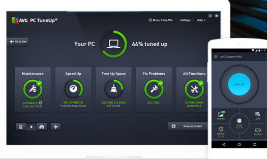 Download AVG 2019 Free Antivirus + Internet Security + Ultimate 3