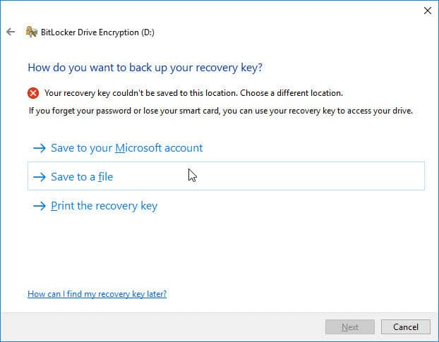 How To Password Protect A USB Drive Using BitLocker