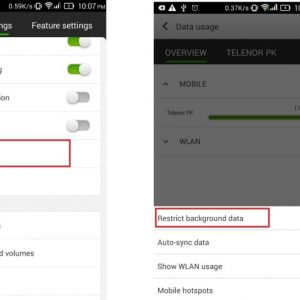 4 Ways To Manage And Reduce Data Usage In Android
