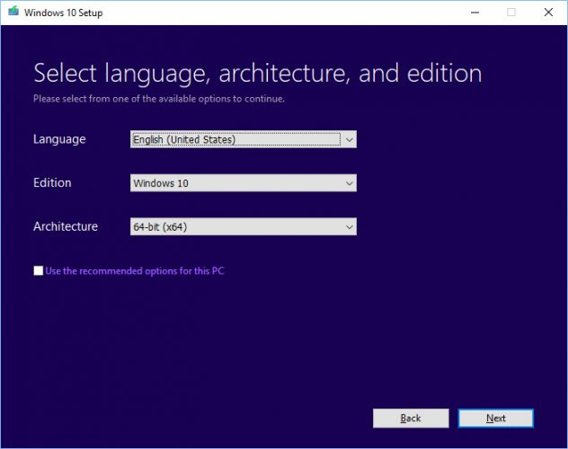 Download Latest Windows 10 ISO In All Languages