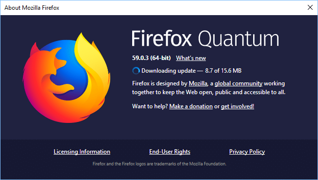 Firefox 60 Offline Installers For All Operating Systems Direct