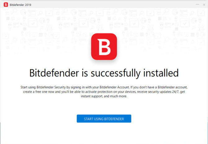 Download Bitdefender 2019 Installers With Advanced Threat Protection