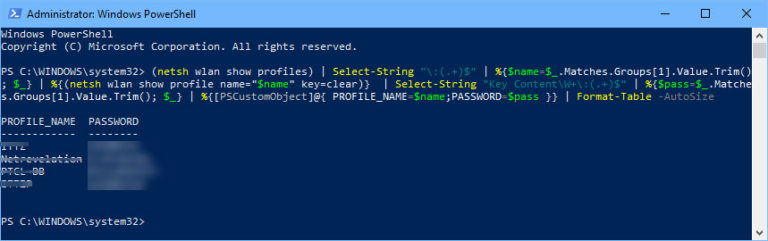 How to Find Wifi Password in Windows 10 Using Command Line
